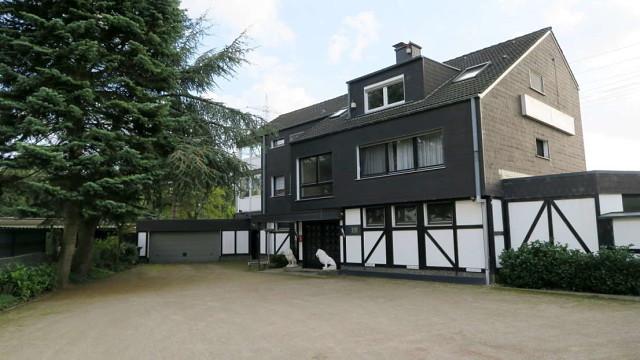 Räumlichkeiten der Sportschule Sport Underdogs in Castrop-Rauxel direkt an der Stadtgrenze zu Dortmund-Oestrich/Dortmund-Mengede