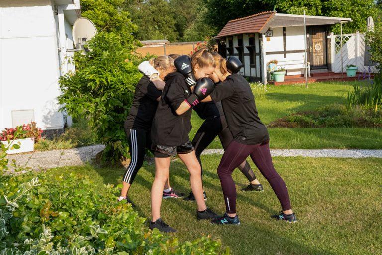 Sportschule Sport Underdogs, Castrop-Rauxel Fitboxen