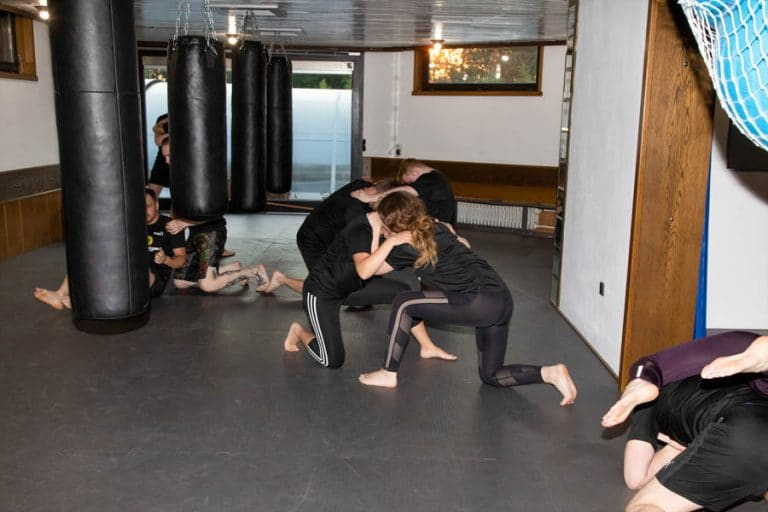 Sportschule Sport Underdogs, Castrop-Rauxel Grappling