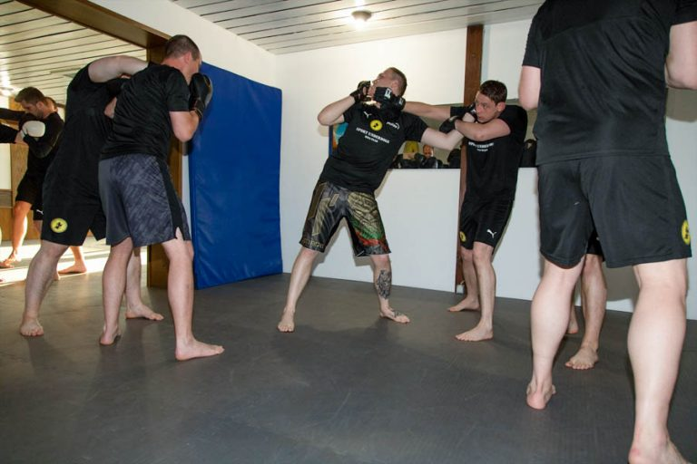 Sportschule Sport Underdogs, Castrop-Rauxel MMA Mixed Martial Arts Training