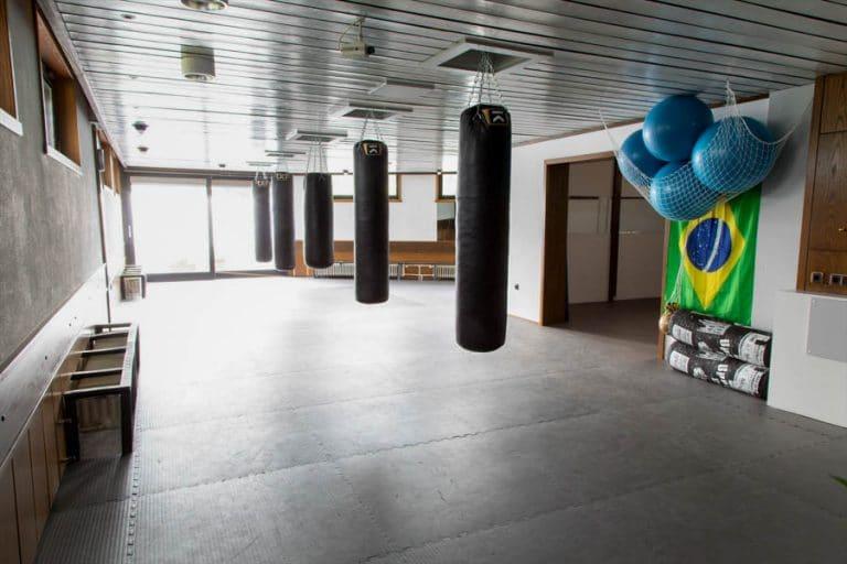 Sportschule Sport Underdogs Castrop-Rauxel Trainingsraum