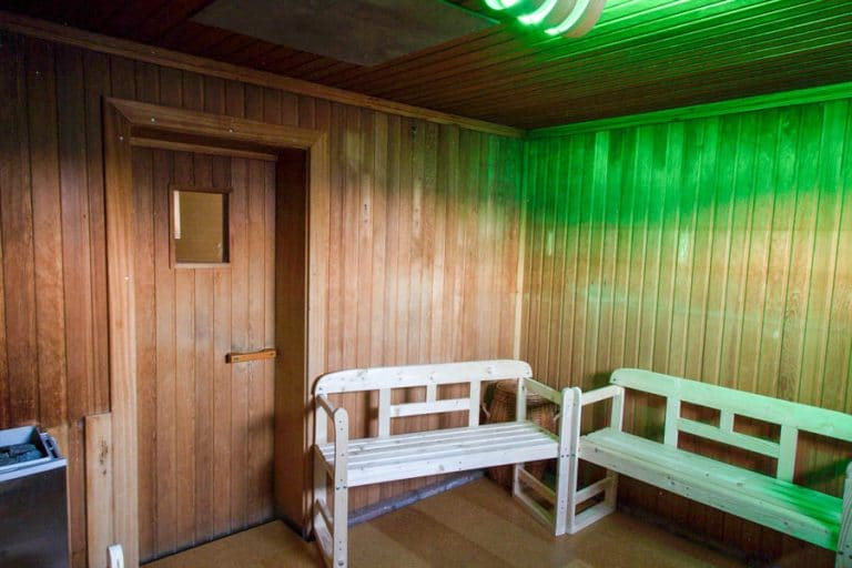 Sportschule Sport Underdogs Castrop-Rauxel Sauna
