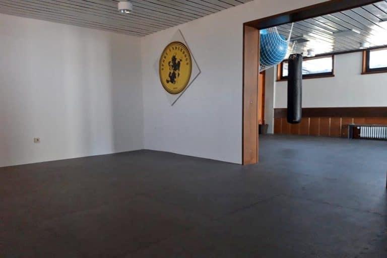 Trainingsraum MMA Sportschule - Sport Underdogs Castrop-Rauxel