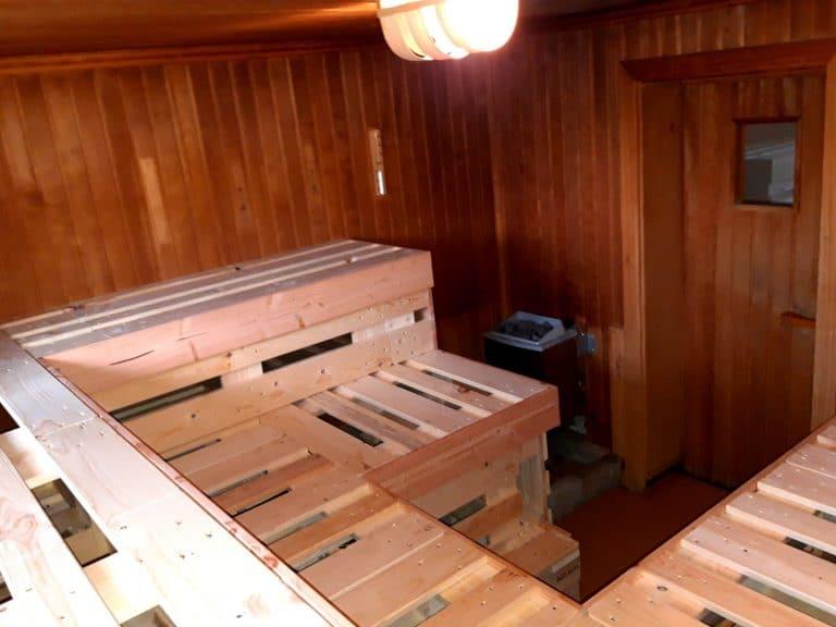 Wellness-Sauna