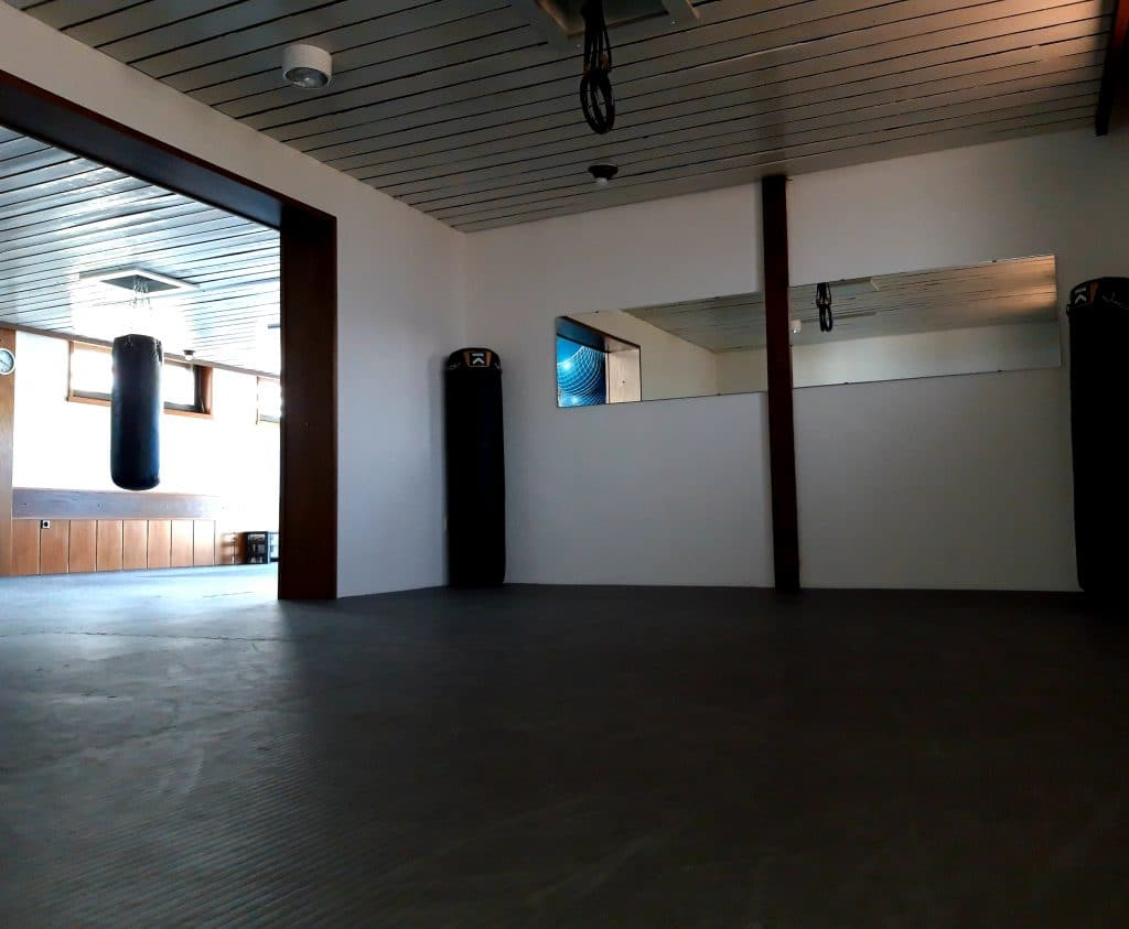 Fitness-Trainingsraum